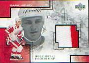 2000-01 UD Pros and Prospects Game Jerseys #SF Sergei Fedorov Jsy