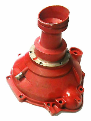 New Volvo Penta Boat Flywheel Bell Housing 831390 AQ Red 824850 NOS 270T Shaft