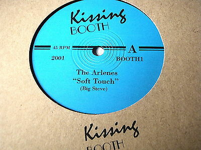 """The Arlenes - Soft Touch   7"""" Vinyl Ps"""