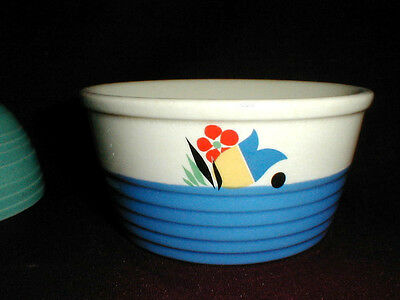 "Universal Pottery CIRCUS 5 1/2"" Refrigerator Dish/Bowl"