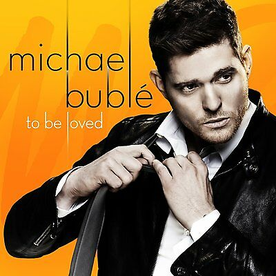 MICHAEL BUBLE - TO BE LOVED CD ALBUM (APRIL 15th 2013)