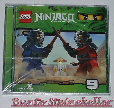 pin lego ninjago h rspiel cd 9 3 weitere folgen des. Black Bedroom Furniture Sets. Home Design Ideas