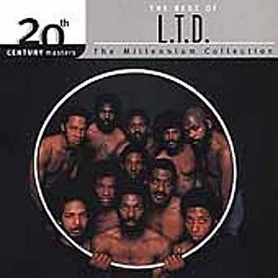 L.T.D. - 20th Century Masters: Millennium Collection [New CD]