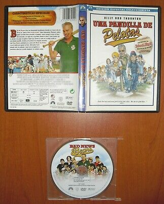 Una pandilla de Pelotas (Bad News Bears) [DVD] Billy Bob Thornton, Sammi Kane K.