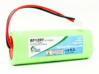 Battery for Dogtra SureStim H Plus, BP12RT, 1200 NCP Dog Training Collar