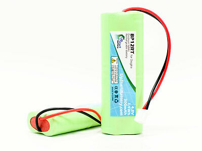 2x Battery for Dogtra 300M, 280 NCP, 2000 NC, 1803 NC Dog Training Collar