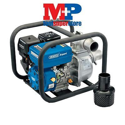 Draper 24580 Expert 1000L/Min 7HP Petrol Water Pump (80mm)