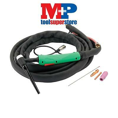 Draper 06915 Tig Torch for Expert 200A 230V TIG Hf Welder 05579