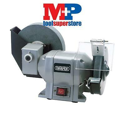 Draper 78456 Wet and Dry Bench Grinder (250W)