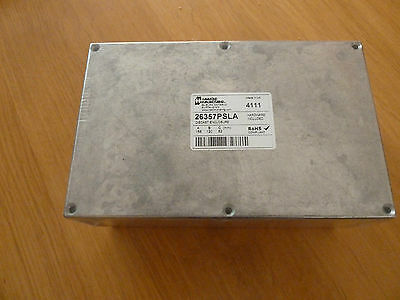 Hammond Eddystone  Aluminium Die Cast Box IP54 Metal Project Hobby