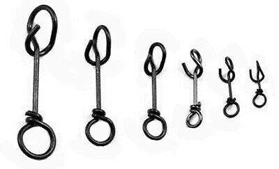 Mustad Ultrapoint Fastach Clips - Fishing Clip/Snap - Lure Clip
