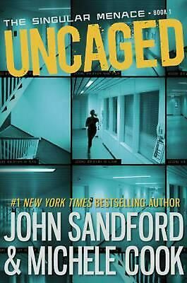 Uncaged by John Sandford (English) Hardcover Book Free Shipping!