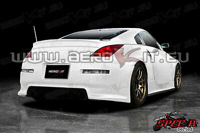 NISSAN 350Z RACE DRIFT BODY KIT BODYKIT diffuser REAR BUMPER