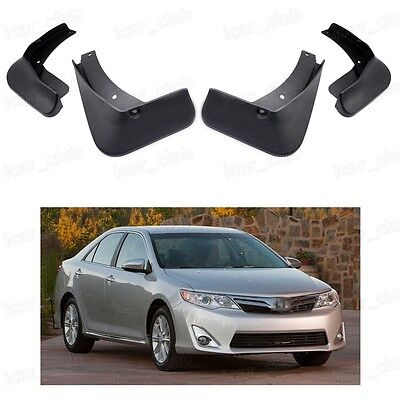 New Mud Flaps Splash Guard Fender Mudguard fit for Toyota Camry XV50 2012-2014