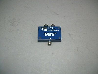 Technical Research DMS2783 Power Divider