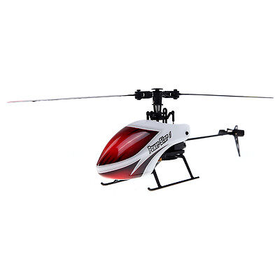 WLtoys V966 Power Star 1 2.4GHz 6 Channel 3D/6G Flybarless RC Helicopter RTF