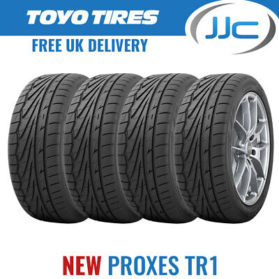 4 x 195/45/16 R16 80V Toyo Proxes T1-R Performance Road Tyres