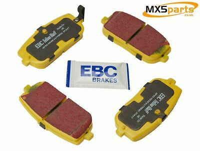 DP41775R EBC Yellowstuff Rear Brake Pads Set Mazda MX5 1.8 2.0 Mk3 3.5 3.75 NC