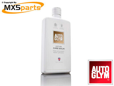 Autoglym Leather Care Balm 500ml Car Leather Upholstry Care & Protection