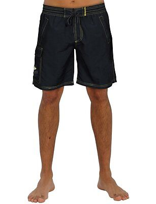 IQ Dive Club Shorts Grand Bleu Herren Boardshorts (anthracite) NEU !!!