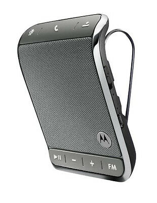 Motorola Roadster 2 Universal Bluetooth In-Car Speakerphone - Silver