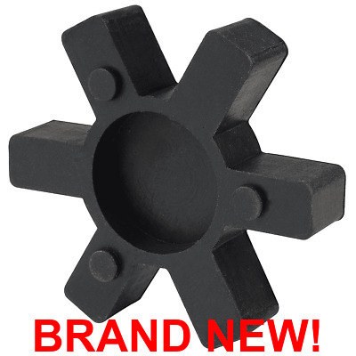 Lovejoy Style 100 Series Center Spider Jaw Coupler L100 L099 Buna Rubber Insert