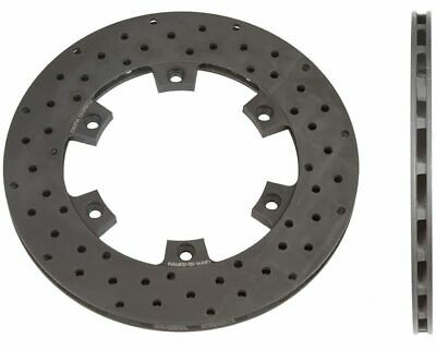 Brake Disc 200mm x 12mm Kart Cross Drilled & Vented Universal Best Price