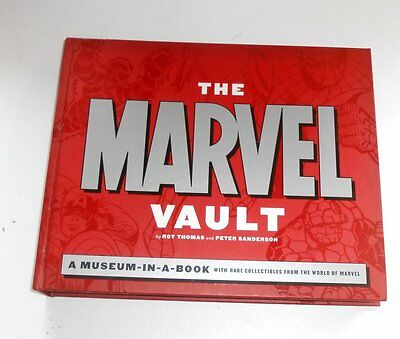 Marvel Comics Group - THE MARVEL VAULT - Must have Fan Collectable