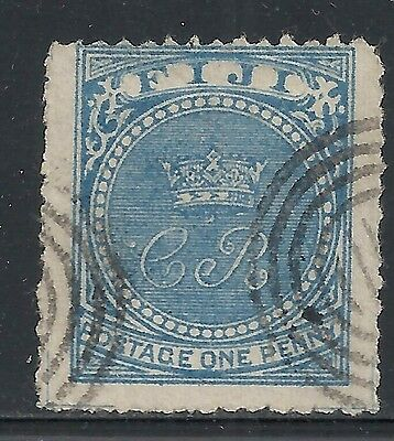 Fiji stamps 1871 SG 10  CANC  VF