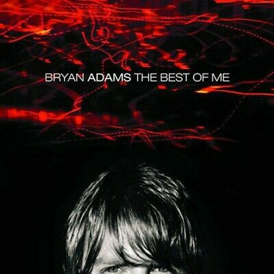 Bryan Adams - Best of Me [New CD]