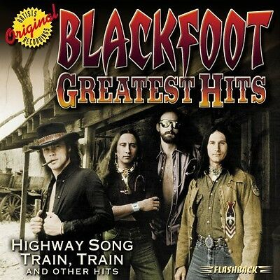 Blackfoot - Greatest Hits [New CD]