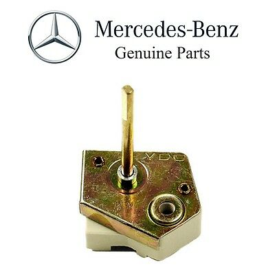 Potentiometer Dimmer Switch for Instrument Lighting Genuine For Mercedes 00054