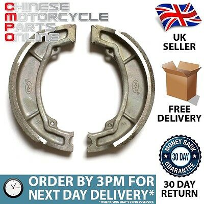 Motorcycle Brake Shoes Y527 130x28.5mm for Lifan Samurai 125 LF125-30