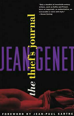 The Thief's Journal by Jean Genet Paperback Book (English)