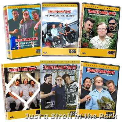 Trailer Park Boys: TV Series Complete Seasons 1 2 3 4 5 6 7 Box / DVD Set(s) NEW