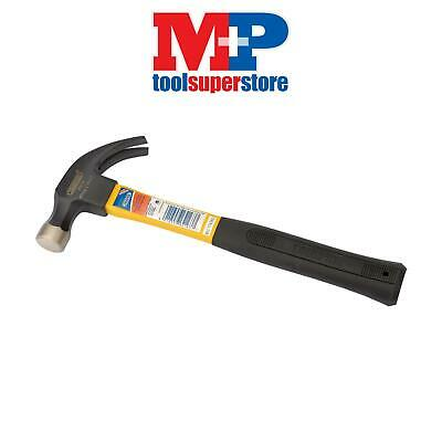 Draper 62163 Expert 450G (16oz) Fibreglass Shafted Claw Hammer