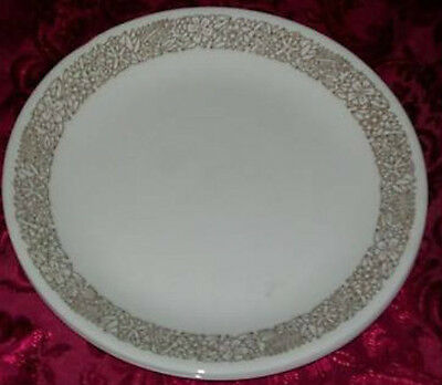 Corelle  WOODLAND BROWN  Luncheon  Plate  Plates  VERY  GOOD  CONDITION