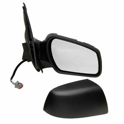 Ford Fiesta Mk6 2005-2008 Electric Black Door Wing Mirror Drivers Side Right O/s