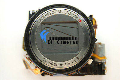 Canon Powershot SX200 Lens Zoom Unit Assembly GENUINE New with CCD