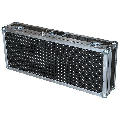 """Diamond Plate Rubberized Laminate ATA 3/8"""" Ply Case for NORD STAGE Keyboard"""