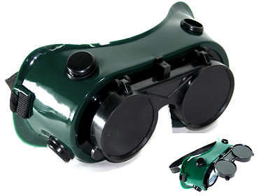 Welding Goggles with Flip Up Lens Safety Googles for Welders