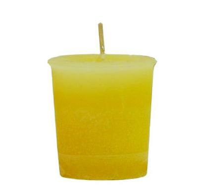 Positive Energy - Crystal Journey Votive Herbal Candle