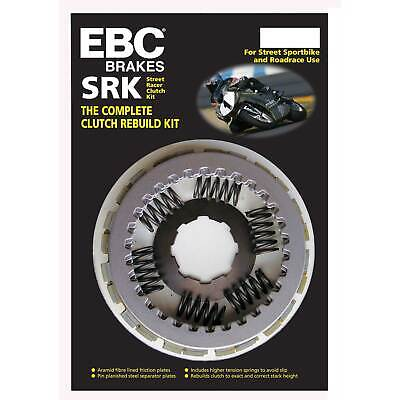 EBC Complete SRK Clutch Kit For Yamaha 1991 FZR1000 Exup