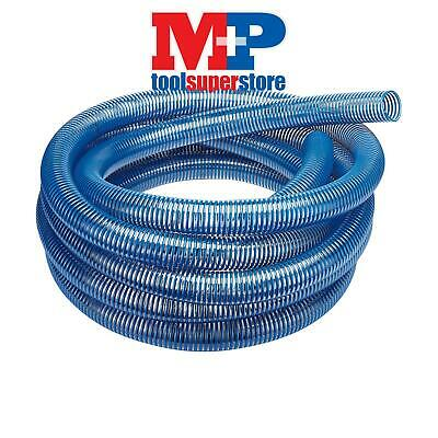 "Draper 20471 PVC Suction Hose (10M x 75mm/3"")"