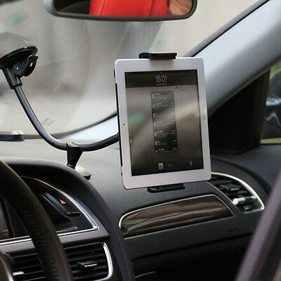 Deluxe Car Windscreen Holder For ipad2 3 4 Air Tablet PC Galaxy Tab Kindle GPS