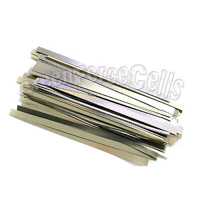 20 pcs 7.5cm Solder Tab For Sub C 14500 18650 battery
