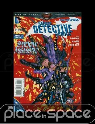 Detective Comics, Vol. 2 #21B - Combo Pack