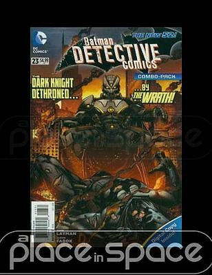 Detective Comics, Vol. 2 #23B - Combo Pack