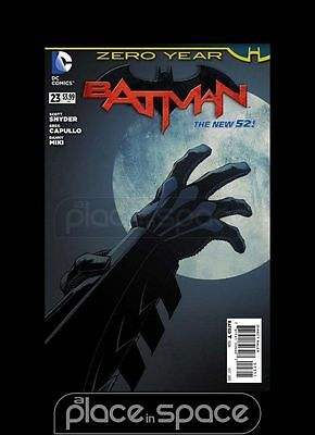 Batman, Vol. 2 #23A - Zero Year