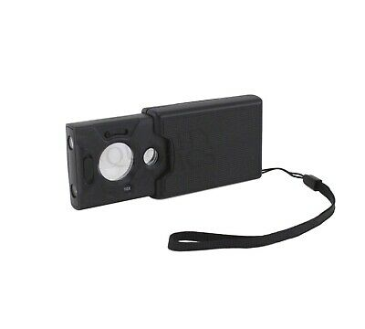 Multi 30X 45X 60X Led Magnifier Magnifying Glass W Uv Currency Black Light Loupe